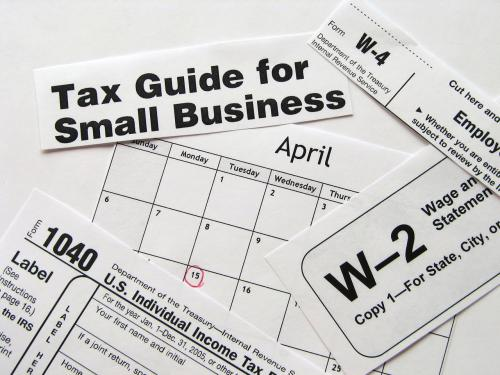 expenses for taxes